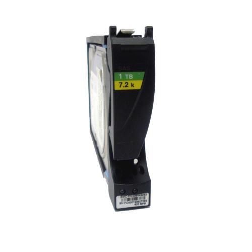 EMC 005049493 1TB 7.2K SAS 3.5 VX-VS07-010 Hard Drive Disk via Flagship Tech