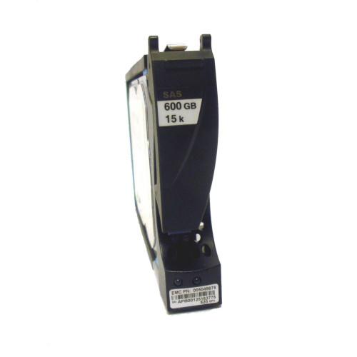 EMC 005049675 600GB 15K SAS 3.5in V3-VS15-600 Hard Drive Disk via Flagship Tech