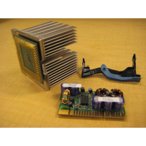 HP Compaq 1.4 GHZ PIII Processor CPU Kit 201099-B21 via Flagship Tech