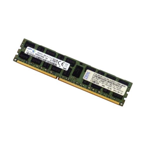 IBM 47J0136 8GB 1333Mhz PC3-10600 ECC Reg 2RX4 DDR3 Memory via Flagship Tech
