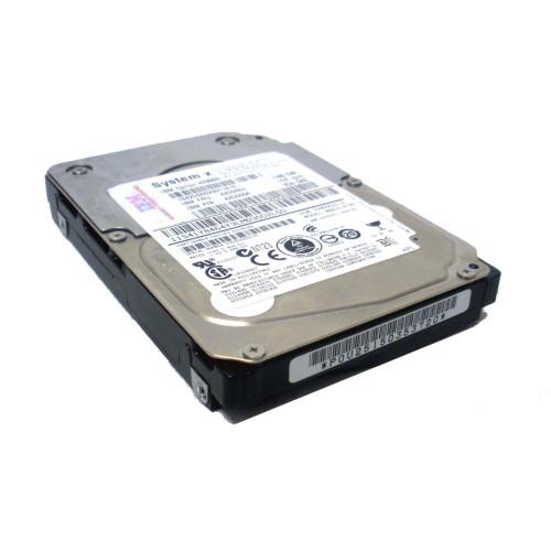 IBM 42D0652 146GB SAS 15K 6Gbps Hot-Swap 2.5in Hard Drive via Flagship Tech