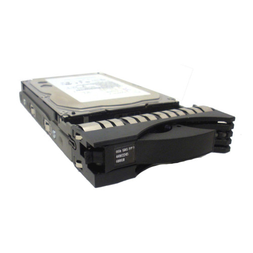 IBM 44W2244 600GB 3.5in SL HS 15K 6Gbps SAS Hard Drive via Flagship Tech