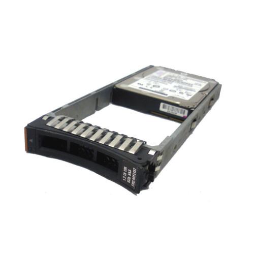 IBM 00Y2432 1.2TB SAS 6Gbps 10K 2.5in SFF Hot Swap Hard Drive via Flagship Tech