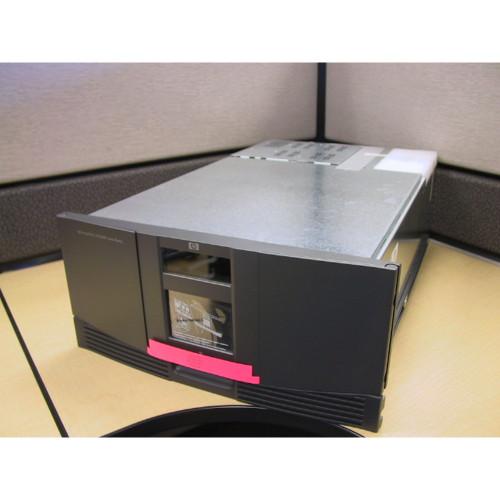 HP AD608B MSL6030 1Dr. Ultrium 960 LTO3 4GB FC Rack Lib via Flagship Tech