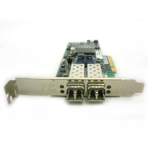 HP AM225A 2-Port 10GbE-SR PCIe HBA (AM225-67001 & 2x 456096-001)