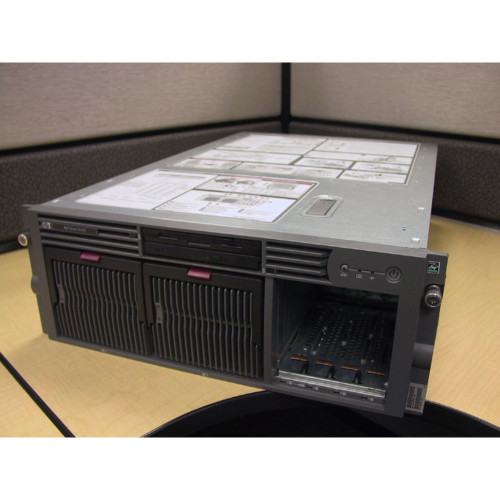 HP 397481-001 DL585 DC 2.4GHz 2GB CD Rackmount Server