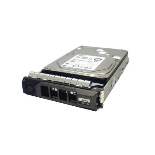 DELL 4256W 2TB 7.2K 6G 3.5 SATA Hard Drive w/Tray via Flagship Tech
