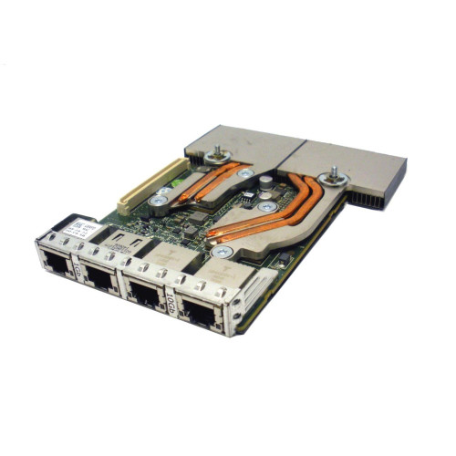 Dell G8RPD Broadcom 57800-T Quad Port Base-T NetXtreme II Rack Daughter Card via Flagship Tech