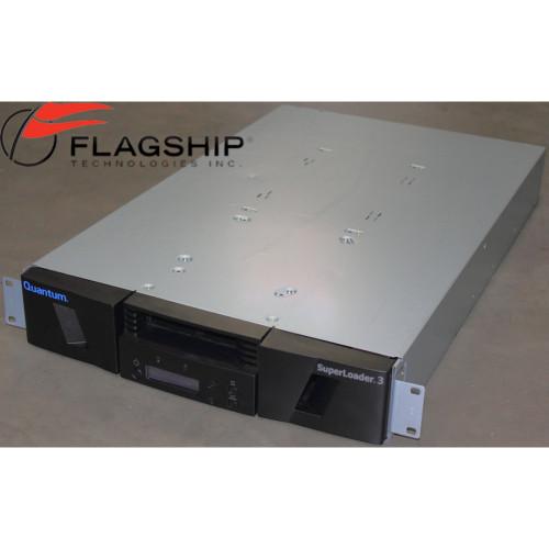 ER-LL5AA-YF Quantum Superloader 3 LTO-3  8-Slot SCSI Autoloader