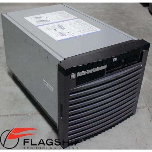 AB312A HP rx7640 Server 8-Way 1.6GHz 9140N 64GB, 2x 146GB 15K, DVD, Rack Kit