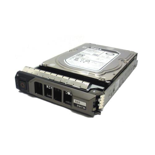 DELL K7VW5 2TB 7.2K 12G 3.5in SAS Hard Drive 0K7VW5 via Flagship Tech