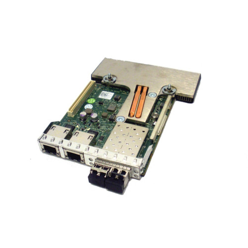 DELL MT09V Broadcom 57800S 4-Port SFP+ Rack CNA Daughter Card via Flagship Tech