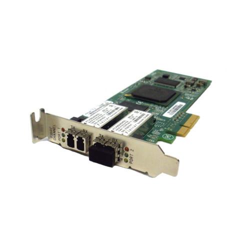 DELL P23M2 Qlogic QLE2462 4GB PCIe Low Profile HBA via Flagship Tech