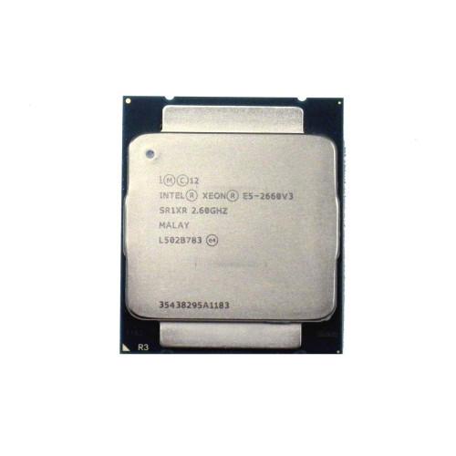 INTEL SR1XR E5-2660 V3 10-Core 2.6GHz Processor CPU via Flagship Tech