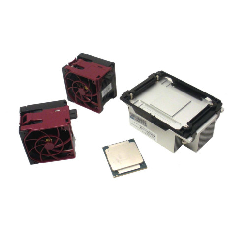 HP 719050-B21 762446-001 DL380 Gen9 Intel Xeon E5-2630v3 2.4GHz 8-core 20MB 85W Processor Kit via Flagship Tech