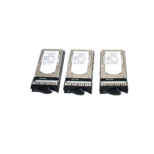 IBM 3678-9406 3678 283GB 15K SAS Hard Drive - Lot of 3