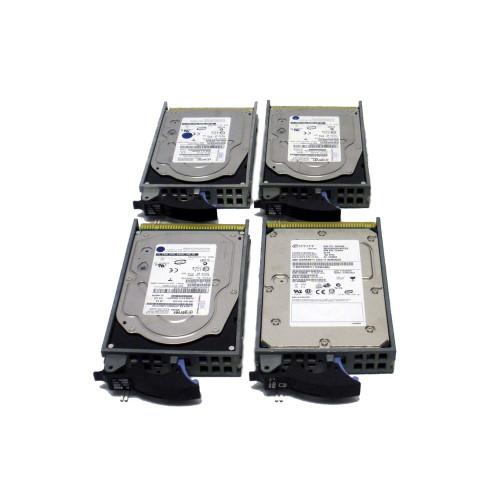 IBM 4326-9406 Hard Drive 35GB 15K SCSI 3.5in - Lot of 4