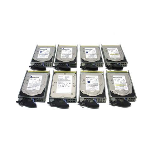 IBM 4326-9406 Hard Drive 35GB 15K SCSI 3.5in - Lot of 8