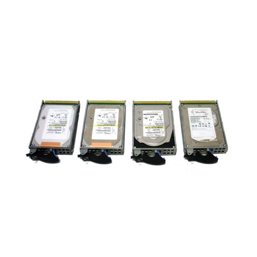 IBM 4328-9406 141GB 15K U320 SCSI Hard Drive Disk - Lot of 4