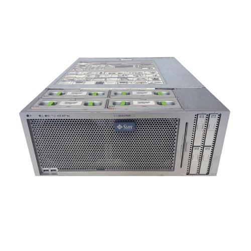 SUN Fire X4640 Server 4X 2.4Ghz CPU 64GB Memory RAM 2X 300GB Hard Drives via Flagship Tech