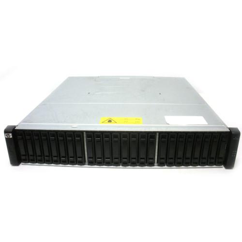 HP AP846B P2000 G3 MSA FC Dual Controller SFF Modular Smart Array System