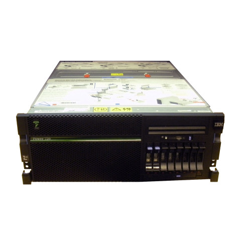 IBM 8202-E4B 8351 w/ v7r1 2x Processors active for IBM I and Unlimited Users 0x0 via Flaghship Tech