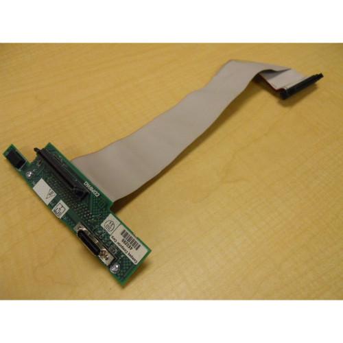 HP Compaq 252357-001 REM Media Backplane Board DL360-G2