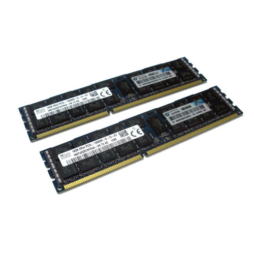 AM388A HPE BL8x0c i4 32GB (2x16GB) PC3L-10600 Memory Kit