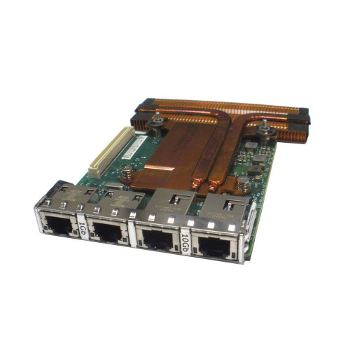Dell P71JP Intel X540 Base-T2 Quad Port 2 1GBE + 2 10GBE LAN on Motherboard Network Daughter Card
