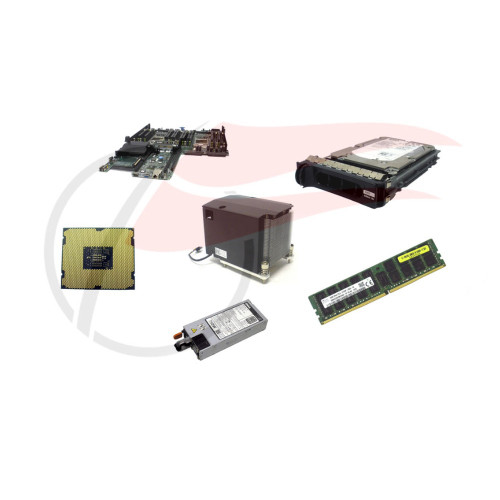 "Dell 4V3T9 R720 Blank Media Metal Cage 4x SSD 2.5"" Slots"