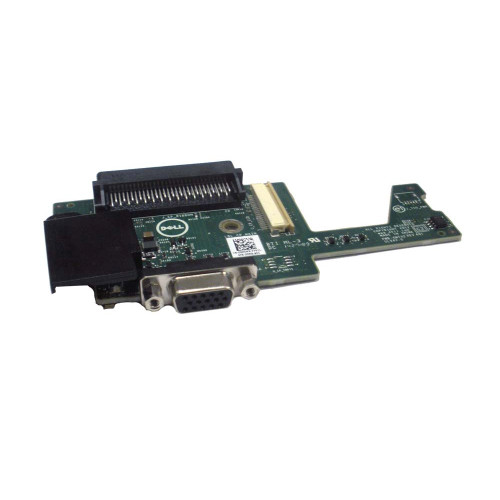 Dell 9V3WV Control Panel Board I/O Button 1 VGA Port
