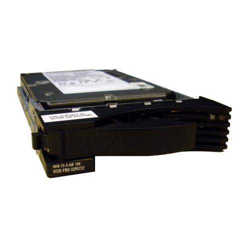 IBM 24P3730 Hard Drive 73.4GB 15K SCSI 3.5in
