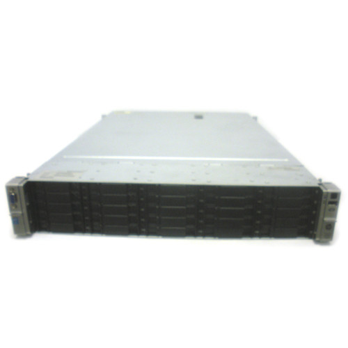 734794-S01 HP DL380p Gen8 25SFF E5-2640v2 1P 32GB Server