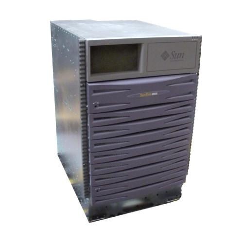 Sun Fire 4800 Server 4X 1.5Ghz 16GB RAM 3X 300-1460 Power Supply via Flagship Tech