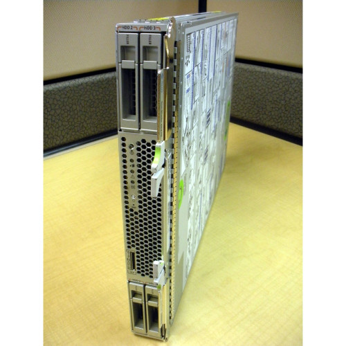 Sun X6270-2280 X6270 2x 2.80GHz Quad Core 8GB ram 2x 146gb Blade Server
