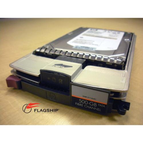 HP 370790-B22 371142-001 500GB 7.2K FATA FC Dual Port 2Gb EVA Hard Drive