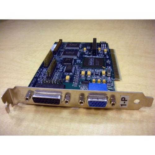 IBM 2838-701X 2838-7025 GXT 120P 2D Video ACC PCI (1-P) via Flagship Tech