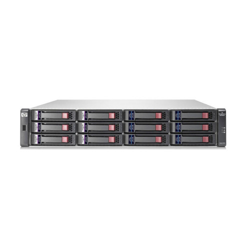 HP AJ805A MSA2312SA G2 Dual Controller LFF 12 Bay Storage Array