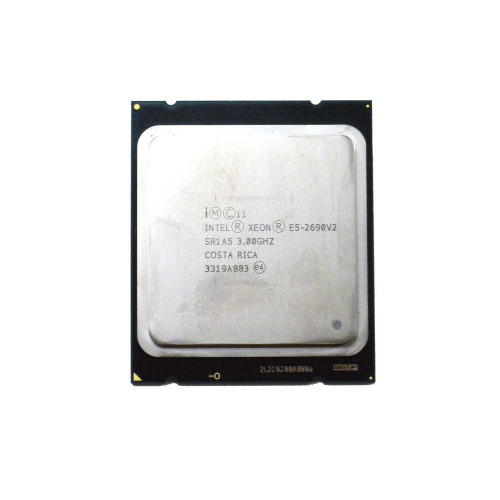 Intel SR1A5 Processor 10-Core Xeon E5-2690 v2 3 GHz