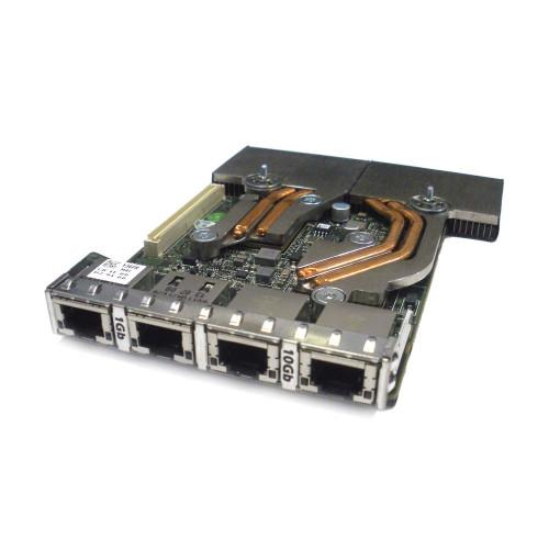 Dell Y36FR Broadcom 57800S Quad Port 2x 1GbE/10GbE Base-T PowerEdge R620 R730