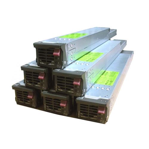 HP 517521-B22 6 x 2400-Watts 200-220V Platinum High Efficiency Redundant Hot-Plug Power Supply