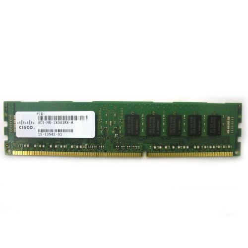 CISCO 15-13542-01 4GB 1RX4 PC3L-10600R DIMM UCS-MR-1X041RX-A