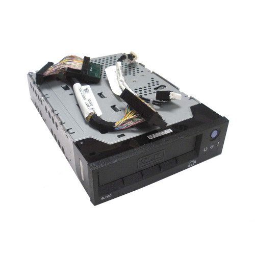 "IBM 6384-9406 Tape Drive SLR60 30/60GB 1/4"" Internal SCSI w/Cables 19P4089, 97P5354, 39J4140"