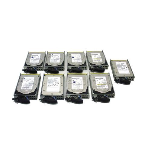 IBM 4326-9406 Hard Drive 35GB 15K SCSI 3.5in - Lot of 9