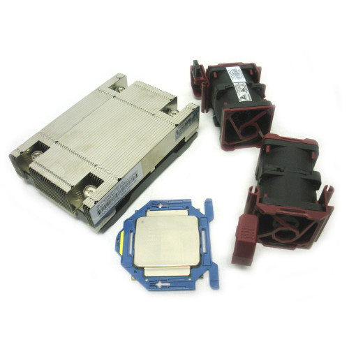 HP 755382-B21 762445-001 SR207 E5-2620v3 2.4GHz 6C Processor Kit DL360 Gen9