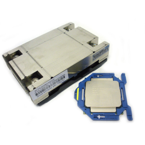 HP 755382-L21 762445-001 SR207 E5-2620v3 2.4GHz 6C Processor Kit DL360 Gen9