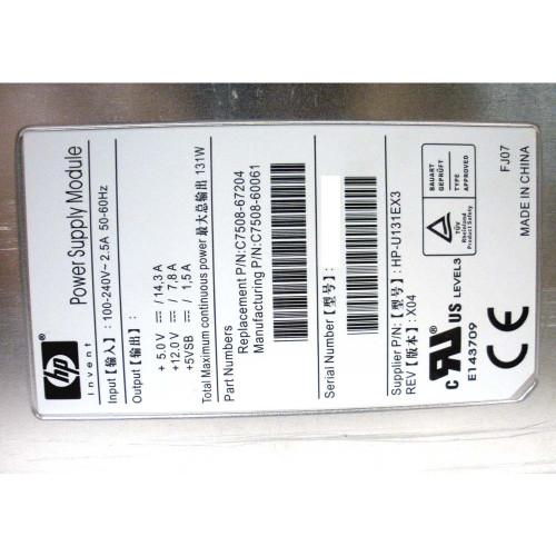 HP Part # C7508A,