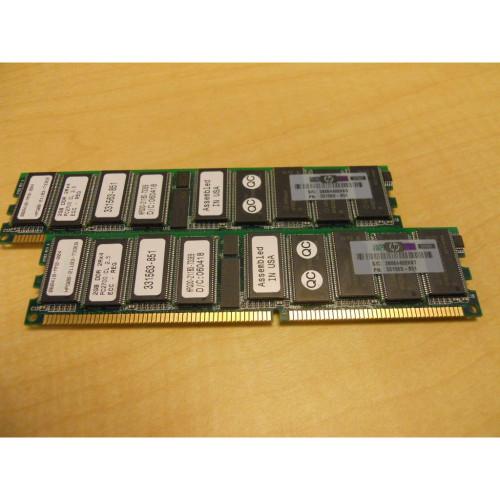 HP 371049-B21 4GB (2x2048MB) PC2700 / DL585 Memory Kit
