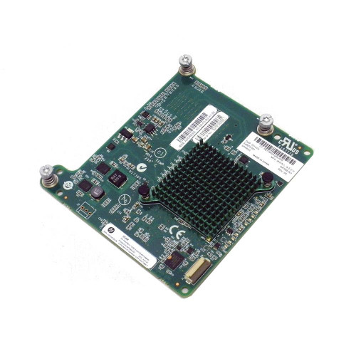 649870-001 647590-B21 HP FlexFabric 10Gb 2-port 554M Mezzanine Adapter via Flagship Tech