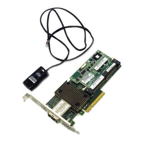 728099-001 HP LSI 12GB 8E 8-Port External SAS Controller via Flagship Tech